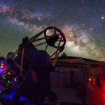 Telescopio Liverpool. Créditos: Daniel López / IAC / T. Liverpool