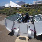 LCO Tenerife. Crédito: LCO