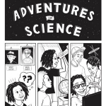 """Portada del cómic """"Las Aventuras científicas de Ada"""". Crédito: LCO"""