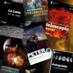 Cartel del Itinerario Astronómico curso 2018-2019. Créditos: Área STEAM (CEU, Gobierno de Canarias)