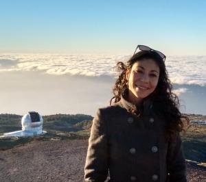 Nayra Rodríguez Eugenio, coordinadora de PETeR. ORM