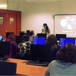 Formacion práctica de PETeR impartida en 2018 en el CEP La Laguna